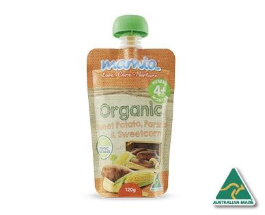 Thức uống hữu cơ: khoai tây, củ cải, bắp