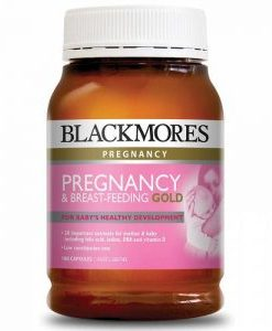Thuốc bổ cho bà bầu và cho con bú Blackmores
