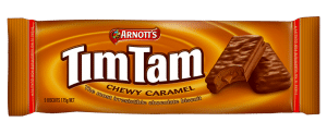 Tim Tam vị Caramen