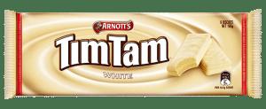 Tim Tam vị sô cô la trắng