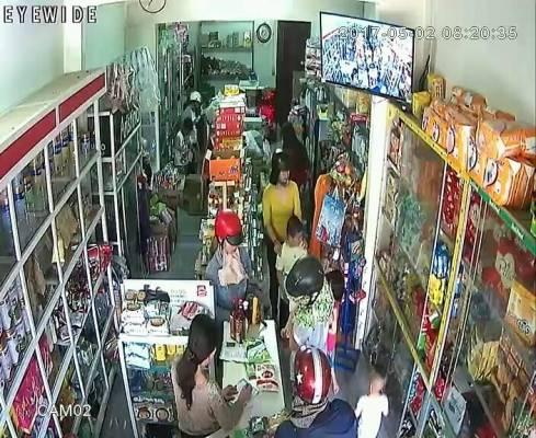 Cửa hàng tại Gia Lai
