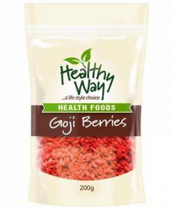 Câu kỷ tửHealthy Way Goji Berries