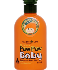 Dầu gội và sữa tắm cho bé Paw Paw