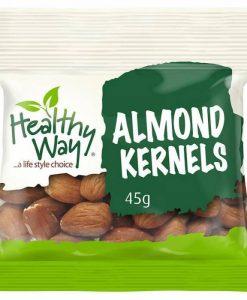 Hạnh nhân Healthy Way Raw Almonds