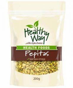 Hạt bí ngô Healthy Way Pepitas