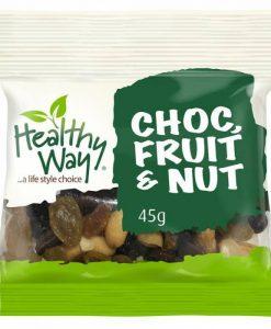 Hạt hỗn hợp với sô cô la Healthy Way