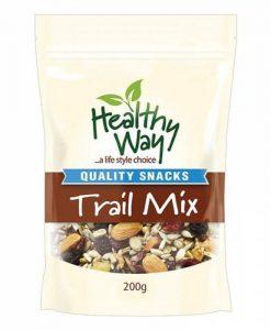 Hạt hỗn hợp với trái cây Healthy Way Trail Mix