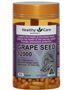 Hạt nho HC Grape Seed