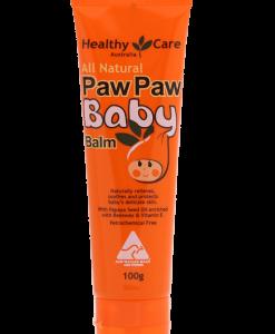 Kem chăm sóc da cho trẻ em Paw Paw Baby Balm