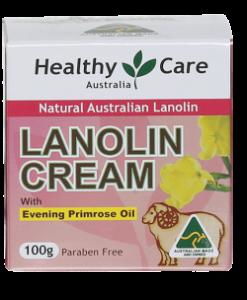 Kem dưỡng da hoa anh thảo Lanolin Cream