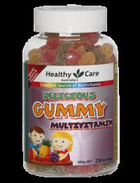 Kẹo mềm Vitamin tổng hợp cho bé - Gummy Multivitamin - 250 viên Kẹo mềm Vitamin tổng hợp cho bé - Gummy Multivitamin - 250 viên