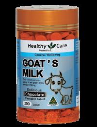 Kẹo sữa dê vị Socola healthy care goat's milk