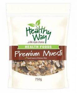 Ngũ cốc Healthy Way Premium Muesli