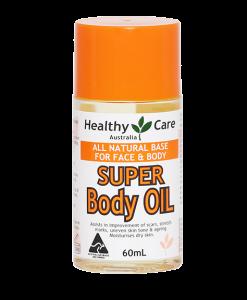 Siêu tinh dầu cho da HC Super Body Oil 60ml