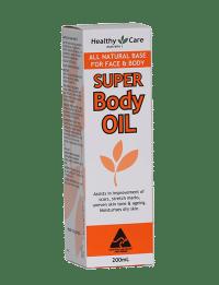 Siêu tinh dầu trị rạn da HC Super Body Oil 200ml