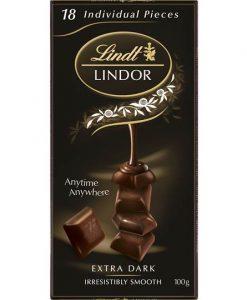 Sô cô la đen 60% Lindt Lindor