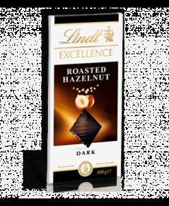 Sô cô la đen vị hạt phỉ Lindt Excellence