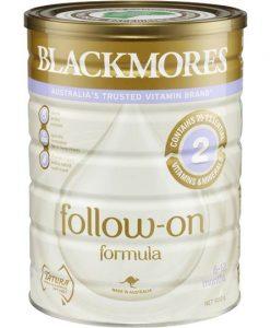 Sữa bột từ 6 đến 12 tháng Blackmores - Follow On Formula Stage 2 - 900grs