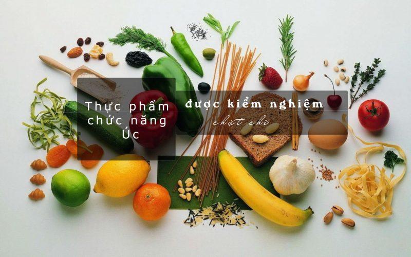 thực phẩm chức năng australia