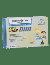 Thuốc bổ sung DHA cho bé