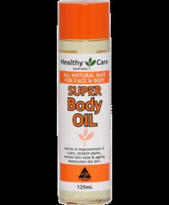 Tinh dầu thiên nhiên HC Super Body Oil