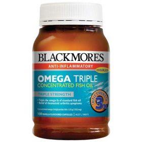 dầu cá hàm lượng omega3 nhân 3