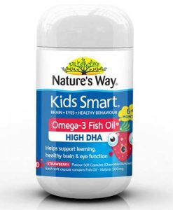 dầu cá kid smart nature's way fish oil