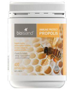 Keo ong Propolis Bio Island Immune Protect