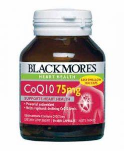 Thuốc bổ tim mạch Blackmores CoQ10 75mg