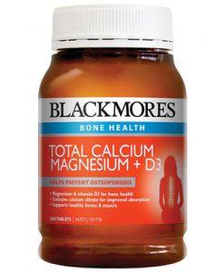 Thuốc Calcium Magnesium Vitamin D3 Blackmores
