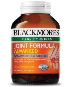 Thuốc hỗ trợ xương khớp Blackmores Joint Formula Advanced 120 Viên