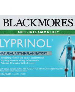Thuốc Lyprinol Blackmores Lyprinol Marine 50 Viên
