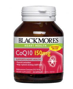 Viên uống CoQ10 tăng cường hiệu quả 150mg 30 viên