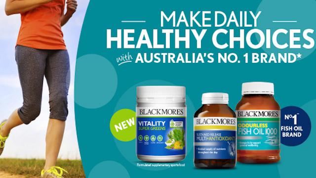 Các thương hiệu Vitamin Úc