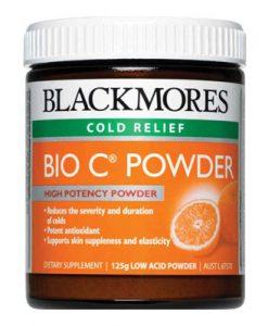 Bổ sung Vitamin C dạng bột Blackmores Bio C Powder 125g Vitamin C