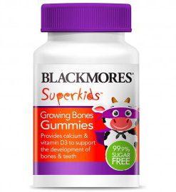 Kẹo mềm hỗ trợ xương cho trẻ em Blackmores Superkids Growing Bones