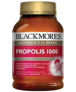 Keo ong Úc Blackmores Propolis