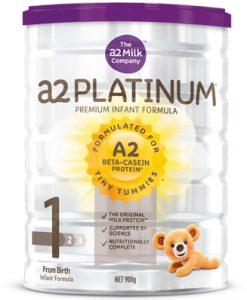 Sữa A2 Platinum Số 1