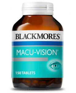 Thuốc bổ mắt của Úc Blackmores Macu-Vision