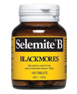 Thuốc bổ sung Selenium