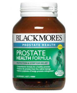 Thuốc điều trị tiền liệt tuyến Blackmores Prostate Health Formula 60 Viên