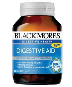 Thuốc giúp tiêu hóa tốt Blackmores Digestive Aid 60 Viên