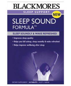 Viên uống giúp ngủ sâu Blackmores Sleep Sound Formula 30 Viên