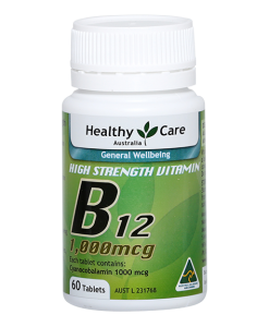 Thuốc bổ sung Vitamin B12 Healthycare