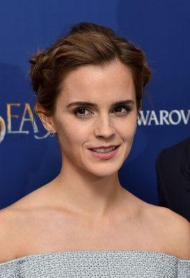 Emma Watson - Top 100 gương mặt đẹp nhất thế giới 2017