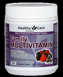 Vitamin tổng hợp - Healthy Care