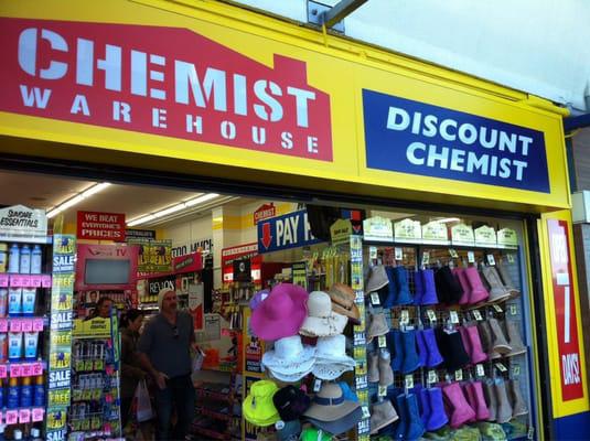 Chemist warehouse - Xuất Xứ Úc - Hàng Xách Tay Úc