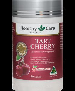 Chữa bệnh gout bằng trái Cherry - Úc