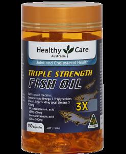 Dầu cá hồi omega 3 của Úc - Healthy Care Fish Oil