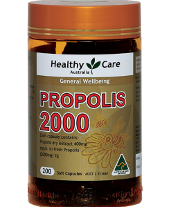 Keo ong Healthy Care propolis